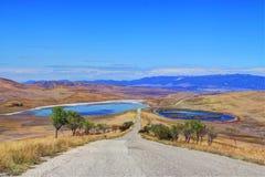 Большой взгляд в Georgia стоковые изображения rf