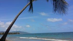 Большой взгляд пляжа Стоковое Изображение RF