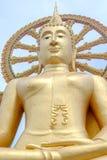 Большой висок Будды Стоковое Изображение RF