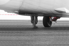 Большой воинский вертолет Стоковая Фотография