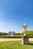 Большой дворец Дрезден сада стоковое фото rf