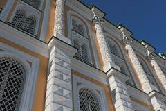 Большой дворец Кремля, Москва Стоковая Фотография RF