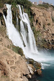 большой водопад Стоковая Фотография