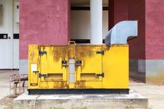 большой генератор Стоковые Фото