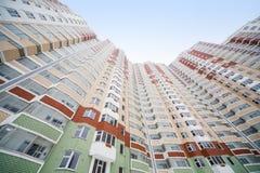 Большой жилой жилой дом Стоковое фото RF