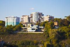 Большой заказной роскошный современный дом Стоковая Фотография RF