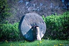 Большой камень стоковое изображение rf