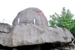 большой камень Стоковые Фото