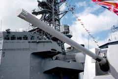 Большой карамболь оружия Стоковые Фото