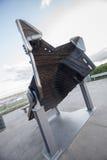 большой ковш экскаватора открытой разработки Стоковое Изображение RF