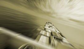 Большой корабль/снабжение сосуда контейнера Стоковое Фото