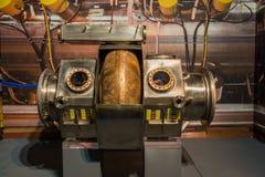 Большой коллайдер адрона Стоковые Изображения RF