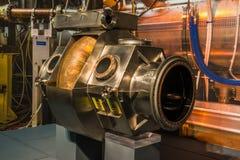 Большой коллайдер адрона Стоковые Фото