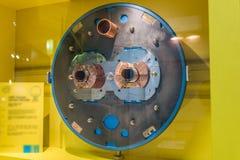 Большой коллайдер адрона Стоковая Фотография