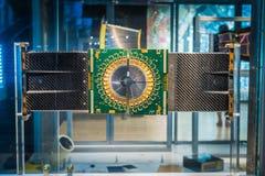 Большой коллайдер адрона Стоковое Фото