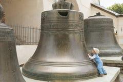 Большой колокол Новгорода Стоковое фото RF