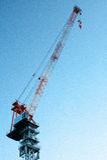 Большой кран Стоковая Фотография RF