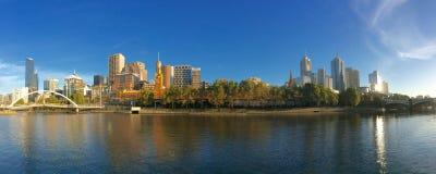 Большой Мельбурн Стоковая Фотография