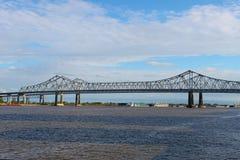 большой мост Стоковые Фотографии RF