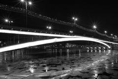 Большой мост Ustinsky Стоковая Фотография RF