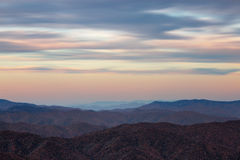 Большой национальный парк закоптелых гор Стоковая Фотография