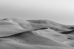 Большой национальный парк песчанных дюн Стоковое Изображение