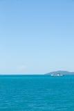 большой остров скрещивания корабля Стоковое Изображение RF