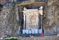 Большой памятник Франция войны Стоковое Изображение RF