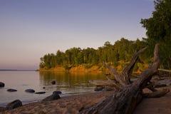 Большой парк штата залива Стоковое Фото