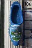 Большой покрашенный clog Амстердам Стоковое Изображение RF