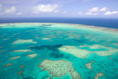 Большой риф барьера Стоковая Фотография