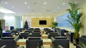 Большой салон офиса Стоковые Фото