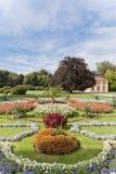 Большой сад стоковое фото rf