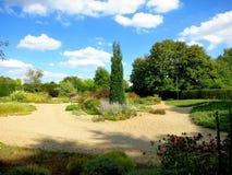 Большой сад Стоковые Фото