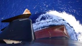 Большой судно-сухогруз видеоматериал
