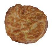 Большой торт хлеба испеченный с сыром Стоковая Фотография RF
