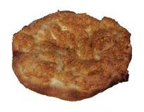 Большой торт хлеба испеченный с сыром Стоковые Фото