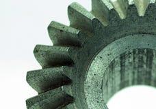 Большой cog катит внутри мотор Стоковое Фото