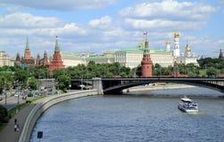 большой kremlin Стоковые Изображения RF