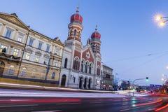 больш pilsen синагога Стоковые Фото
