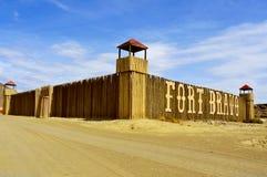 Браво форта в Альмерии, Испании Стоковые Изображения RF
