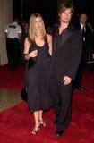 Брад Питт, Дженнифер Aniston стоковое фото