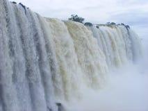 Бразилия падает iguazu Стоковое Изображение