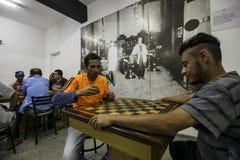 Бразилия - San Paolo - ONG Sermig - свободная игровая комната для бездомные как Стоковые Изображения