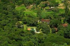 бразильский сельский городок Стоковые Фотографии RF