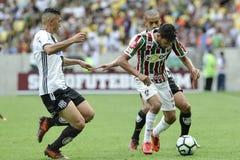 Бразильский чемпионат 2017 Стоковое фото RF