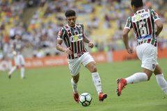Бразильский чемпионат 2017 Стоковые Фотографии RF