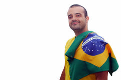 бразильско Стоковое Изображение RF
