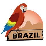 Бразилия Стоковая Фотография