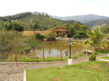 бразильская сельская местность Стоковые Фотографии RF